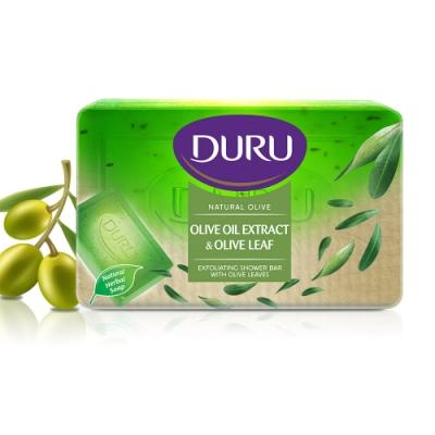土耳其DURU 頂級橄欖油角質淨化嫩膚皂(150g)