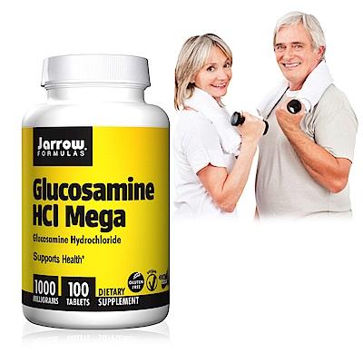 Jarrow賈羅公式 植物性葡萄糖胺1000mg(100錠/瓶)