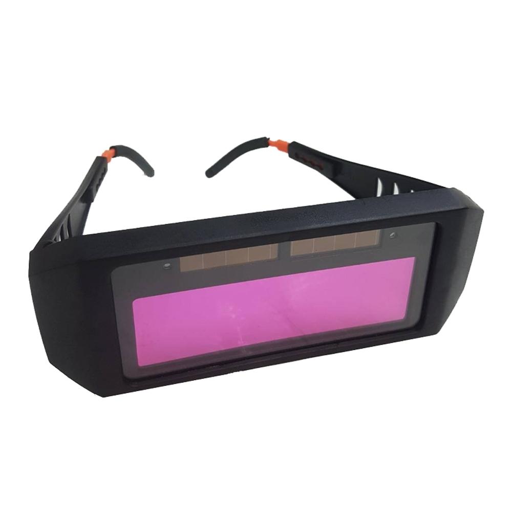 太陽能 自動變光 電焊眼鏡 焊接防護 護目鏡 燒焊 氬弧焊 焊接 防紫外線 氣焊 電焊面罩 焊工眼鏡