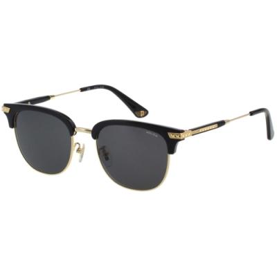 POLICE 太陽眼鏡 (黑色)SPL859K