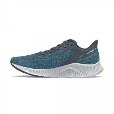 New Balance  慢跑鞋 輕量 運動 透氣 寬楦 綠 男鞋 MFCPZGW2E