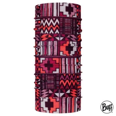 【西班牙BUFF】Coolnet抗UV頭巾-織繡之虹