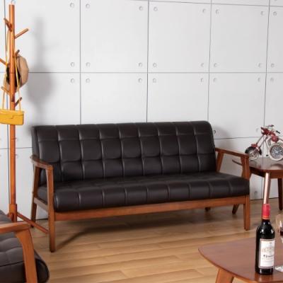 D&T 德泰傢俱 Chloe北歐復古風3人座沙發 -167x75x80 (cm)