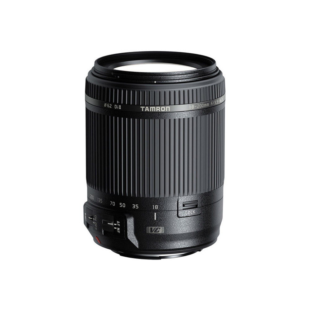 TAMRON 18-200mm F3.5-6.3 DiII VC B018 FOR NIKON 平輸