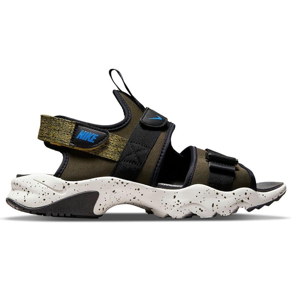Nike涼鞋  運動休閒 男 墨綠 CI8797301 Canyon Sandal