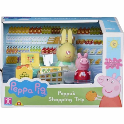 Peppa Pig 粉紅豬小妹 - 生活系列(購物)