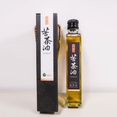 (買一送一)【幸樸作油】秋林一號苦茶油200ml