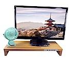 NICELINK SF-WH20 4USB款 全實木多功能螢幕架+手機+平板架+鍵盤收