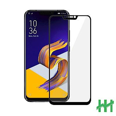 鋼化玻璃保護貼系列 ASUS ZenFone 5(2018)(ZE620KL)(全滿版黑)