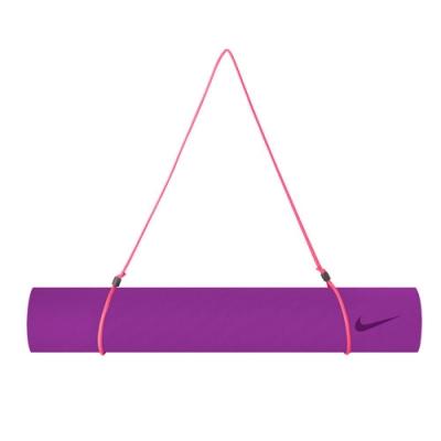 NIKE 瑜珈墊(3mm)-紫紅