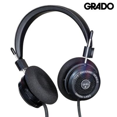 GRADO Prestige 系列 SR80x 開放式耳罩耳機