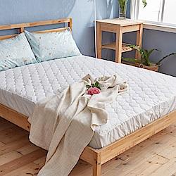戀家小舖 / 單人床包式  諾貝達包覆性保潔墊  抗菌透氣性佳  台灣製