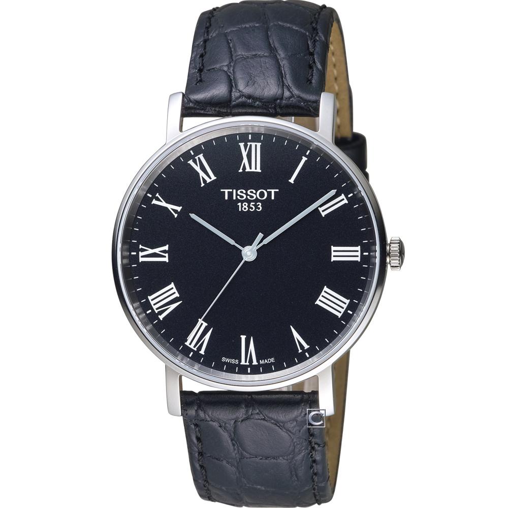 TISSOT 天梭 Everytime 經典時尚腕錶(T1094101605300)