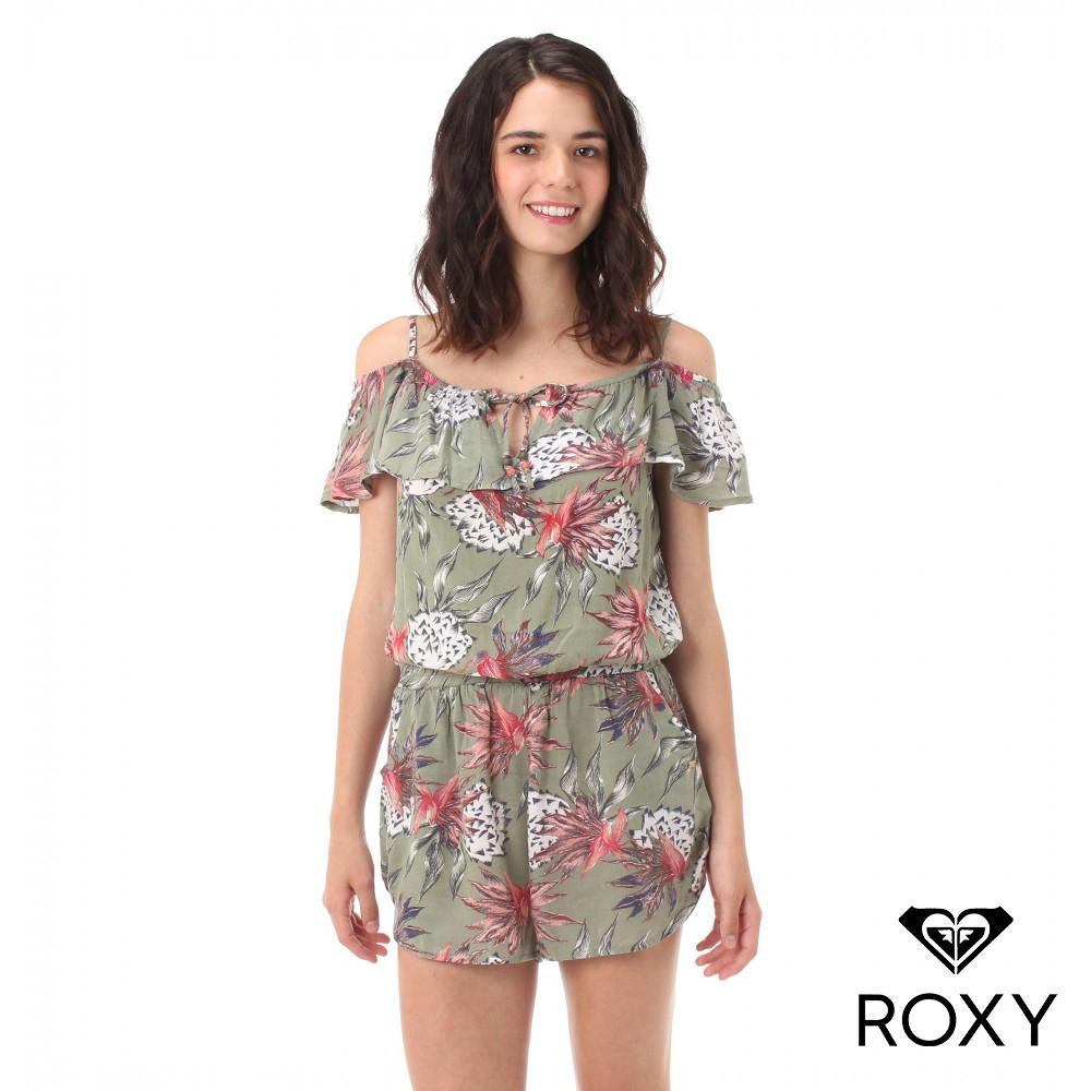 【ROXY】WESTERN HOLIDAY ROMPER 連身褲