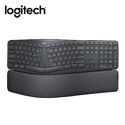 羅技 Ergo K860 人體工學鍵盤
