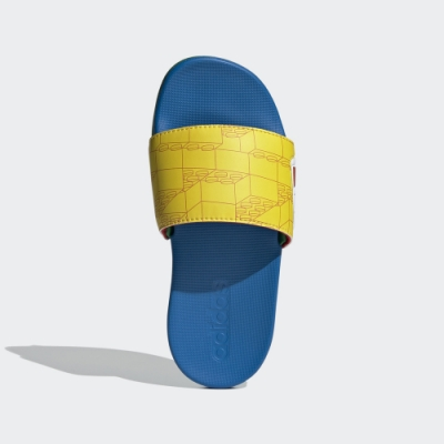 adidas LEGO  ADILETTE COMFORT 運動拖鞋 男童/女童 FZ2867