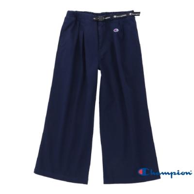 Champion Women s長寬褲(深藍色)