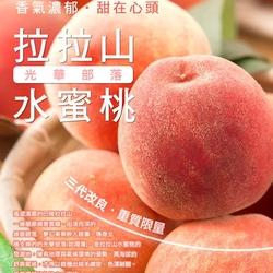 光華部落 拉拉山水蜜桃