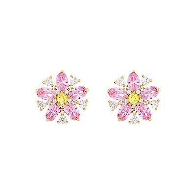 NOONOO FINGERS 春天的花朵 耳環