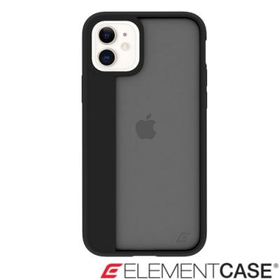 美國 Element Case iPhone 11 Illusion輕薄幻影軍規殼-酷黑