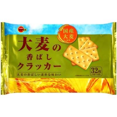 Bourbon北日本 大麥蘇打餅(136g)