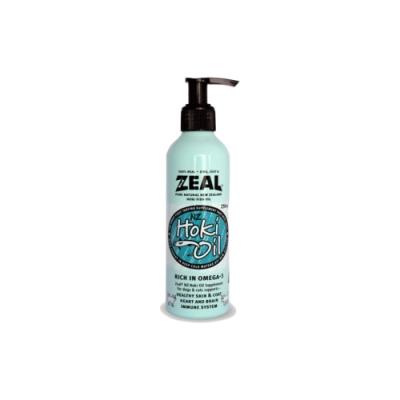 ZEAL-真致 紐西蘭鱈魚油 225ml (ZE-HO-0004)