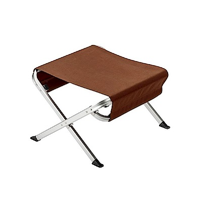 Snow Peak LV-103BR Low chair ottoman 耐熱折疊椅 咖啡