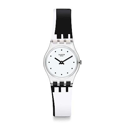 Swatch 原創系列 DOT AROUND THE CLOCK 圓點舞曲手錶