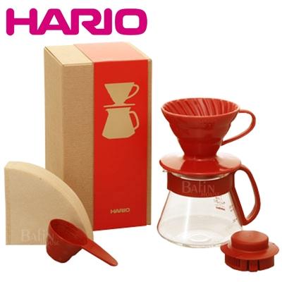 [任選均一價]HARIOXDriver 陶瓷濾杯咖啡壺禮盒組/冰滴+冷泡雙壺組