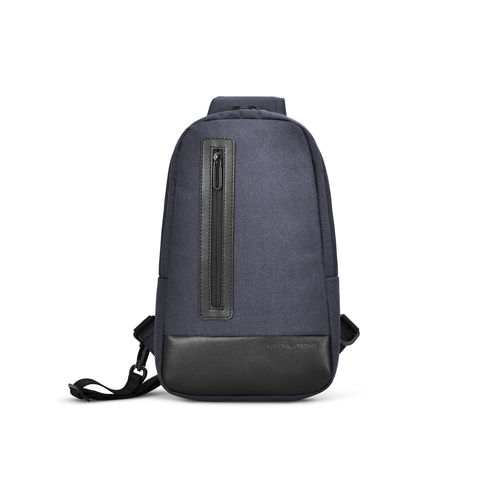 【FX Creations】PMI 單肩包-深藍 PMI69966-98