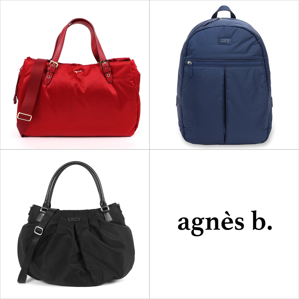 agnes b. Voyage 包款