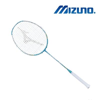 Mizuno FIORIA OS 羽球拍 湖綠x白 73MTB90802