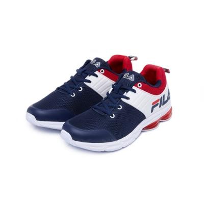 FILA ENERGY CAPSULE 男性慢跑鞋-丈青 1-J905U-123