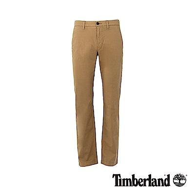 Timberland 男款英倫卡其色直筒休閒褲|A1V6N