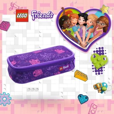 LEGO丹麥樂高鉛筆盒-愛心積木 10052-2005