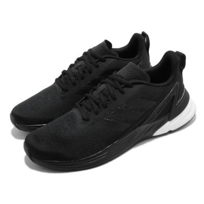 adidas 慢跑鞋 Response Super 運動 男鞋 愛迪達 三線 路跑 緩震 透氣 球鞋穿搭 黑 白 FY6482