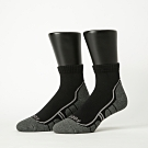 Footer除臭襪-流線型氣墊減壓科技襪-六雙入(藍*2+黑*2+灰*2)
