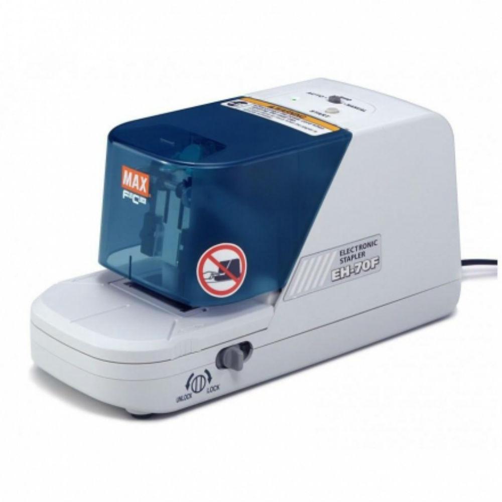 日本原裝進口  美克司 MAX EH-70F電動釘書機/訂書機