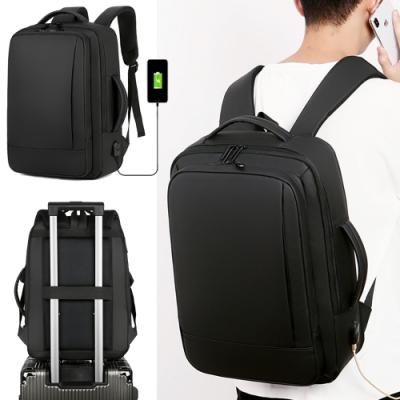 【優貝選】高密度防水多用途電腦包 差旅包 後背包 書包