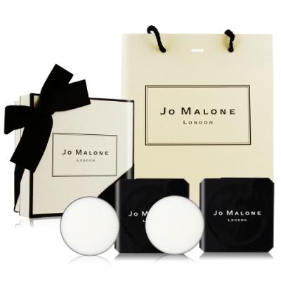 Jo Malone 香膏兩入禮盒組[附禮盒+提袋]多款任選