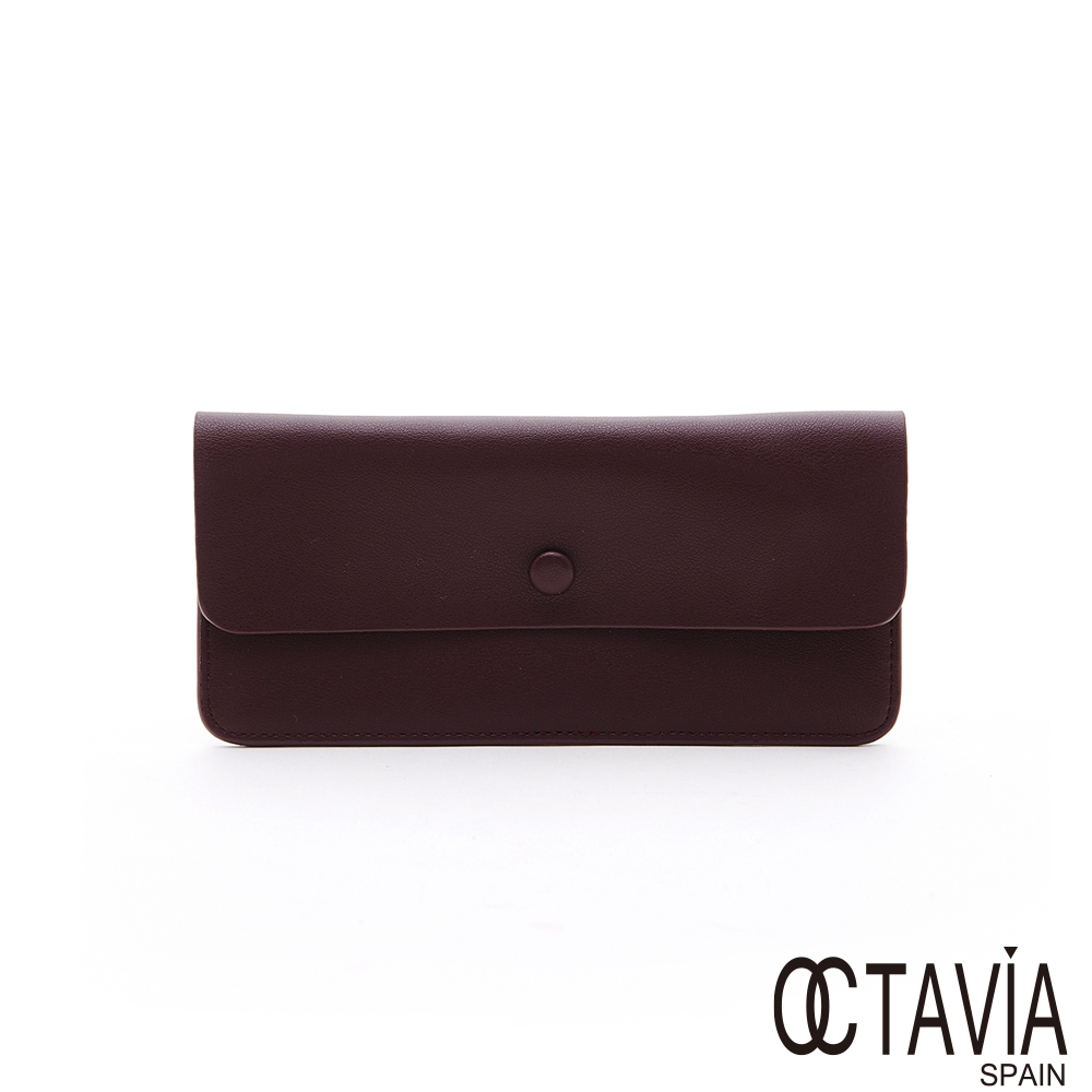 OCTAVIA8  -  純真II 極簡扁方韓式長夾