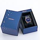 SEIKO 精工 SPIRIT SMART 耶誕限量太陽能鈦金屬女錶(STPX066J)