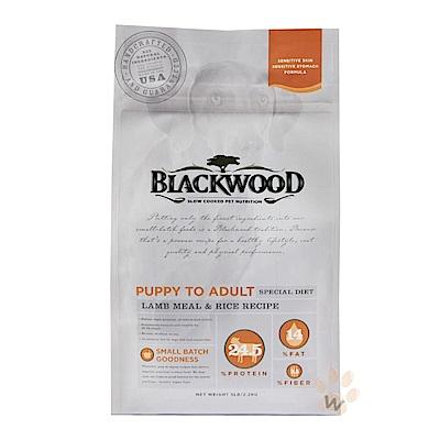 柏萊富 功能性全齡護膚亮毛配方 (羊肉+糙米) 15磅 兩包組