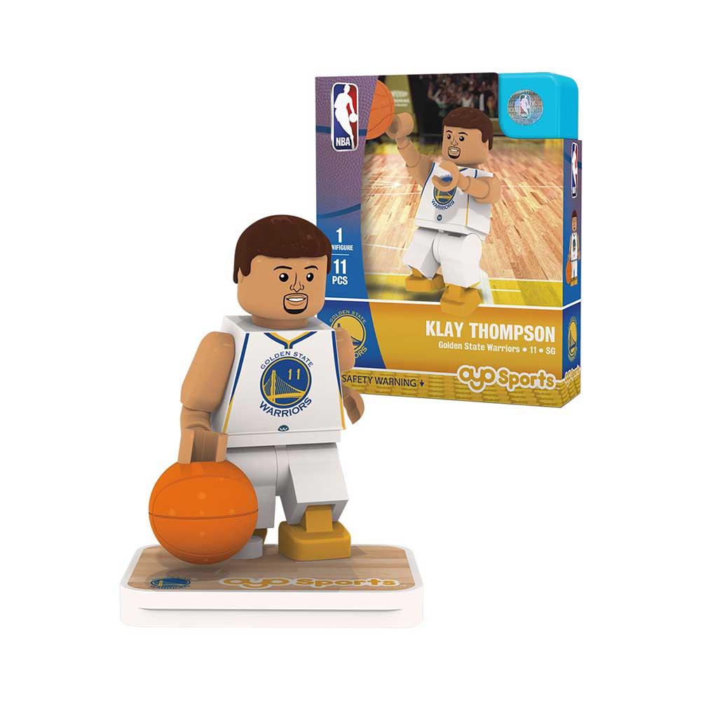 OYO Sports NBA 球員公仔 勇士隊 Klay Thompson
