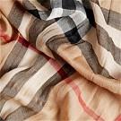 冷氣房必備!! BURBERRY 格紋圍巾只要$10900