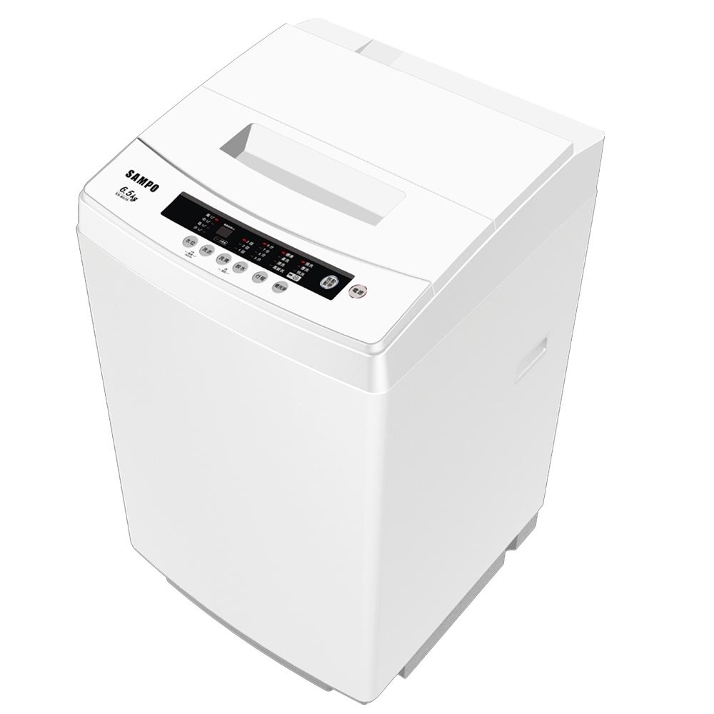 【福利品】SAMPO聲寶 6.5KG 定頻直立式洗衣機 ES-B07F