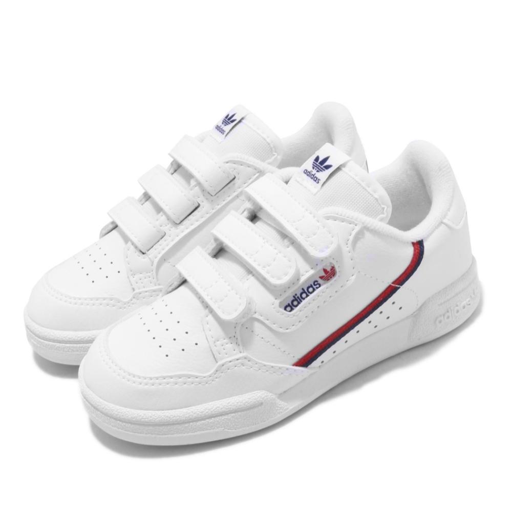 adidas 休閒鞋 Continental 80 CF 童鞋