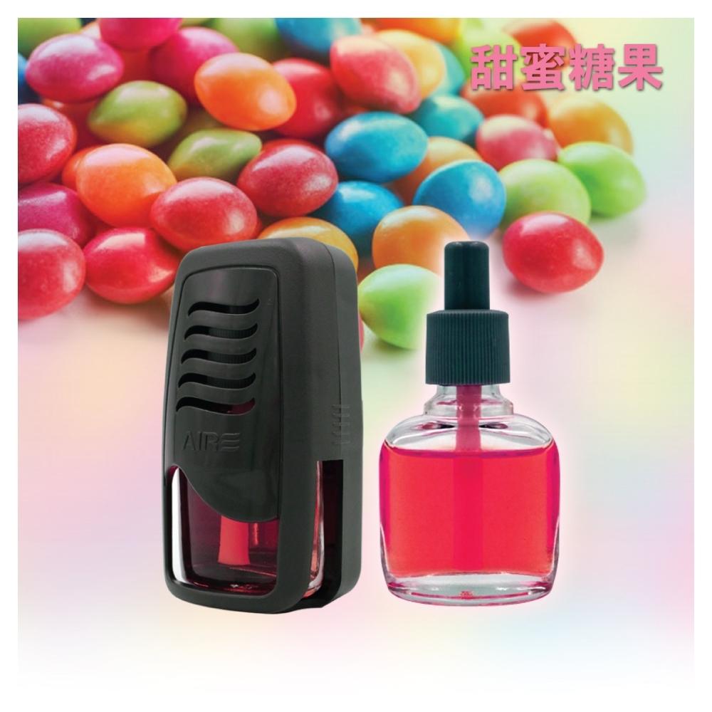 AIRE 車用香氛組-甜蜜糖果 10ml (附贈補充瓶)-急速配