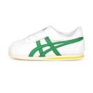 ASICS 小童運動鞋 TIGER CORSAIR TS 白綠黃