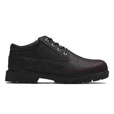 Timberland 男款棕色 Basic 牛津鞋|A1P3T
